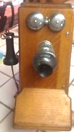 Classic Wooden Phone